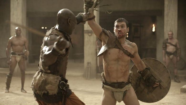 مسلسل Spartacus الموسم الاول الحلقة 5