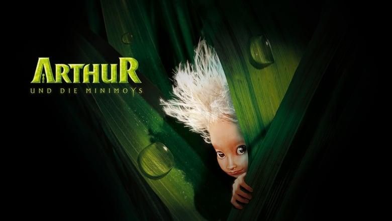 кадр из фильма Артур и минипуты