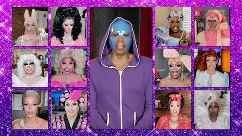 RuPaul: Carrera de drags: 12×13