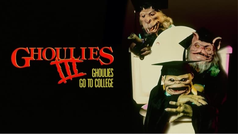 Assistir Ghoulies III: Ghoulies Go to College Com Legendas On-Line