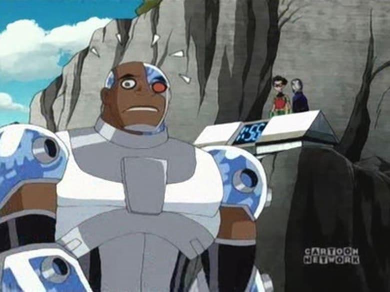 Watch Teen Titans Season 2 Episode 3 Online Full  Free Cartoon Online On Kimcartoon-1989