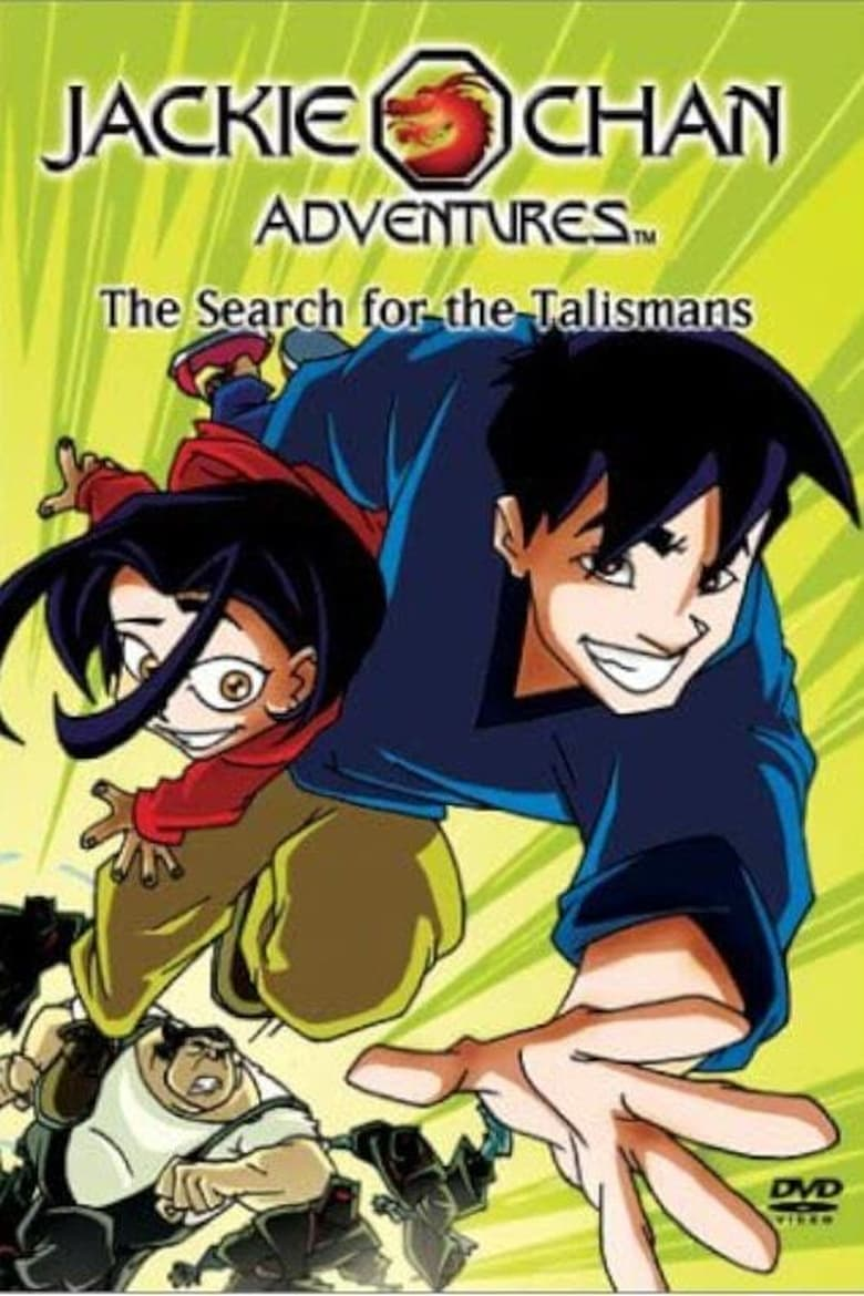 Jackie Chan Adventures: The Search for the Talismans (2001)