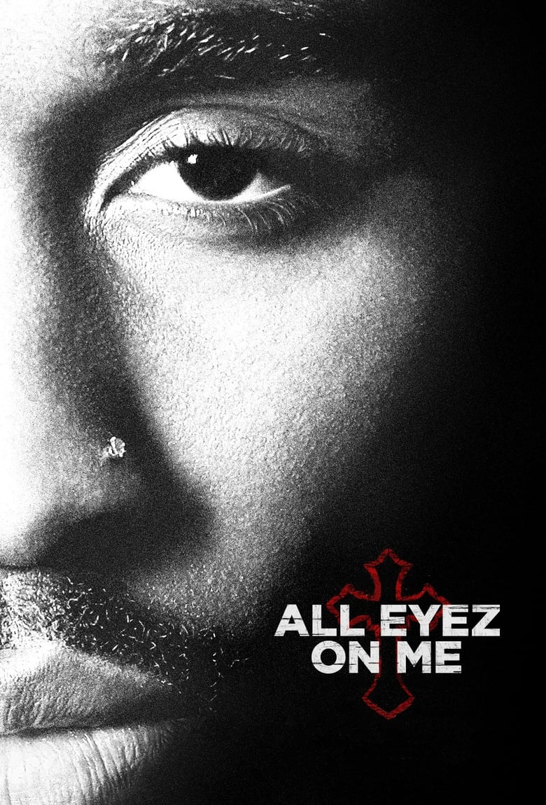 Εξώφυλλο του All Eyez on Me