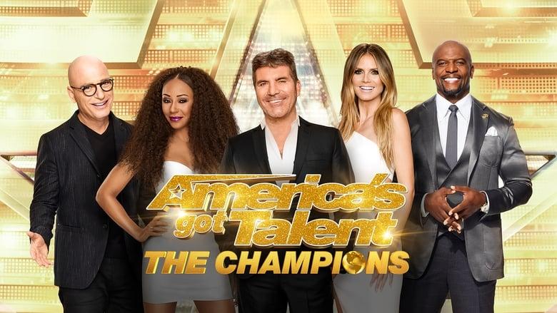America's Got Talent: The Champions Season 1 Episode 1