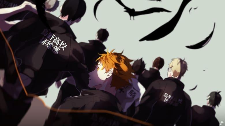 Haikyu!! Haikyuu!! Second Season