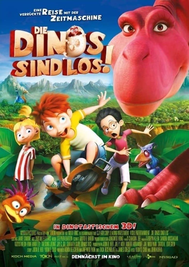 Die Dinos sind los - Animation / 2014 / ab 0 Jahre