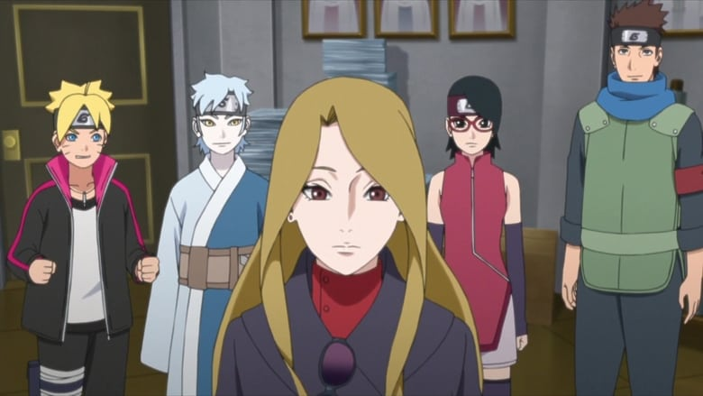 Boruto: Naruto Next Generations: 1×67