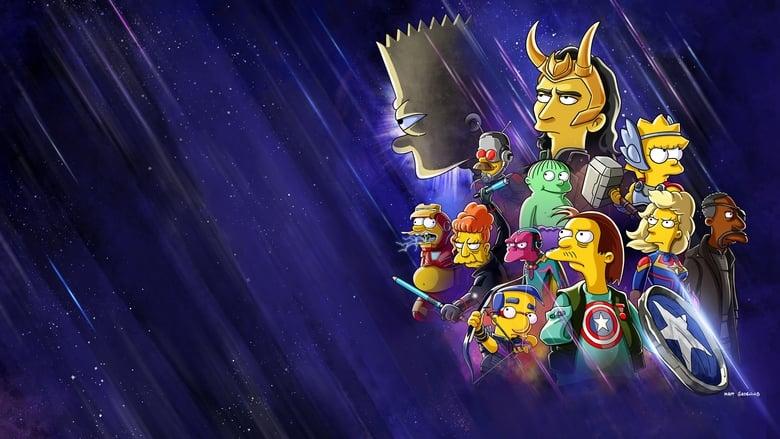 فيلم The Simpsons: The Good, the Bart, and the Loki 2021 مترجم