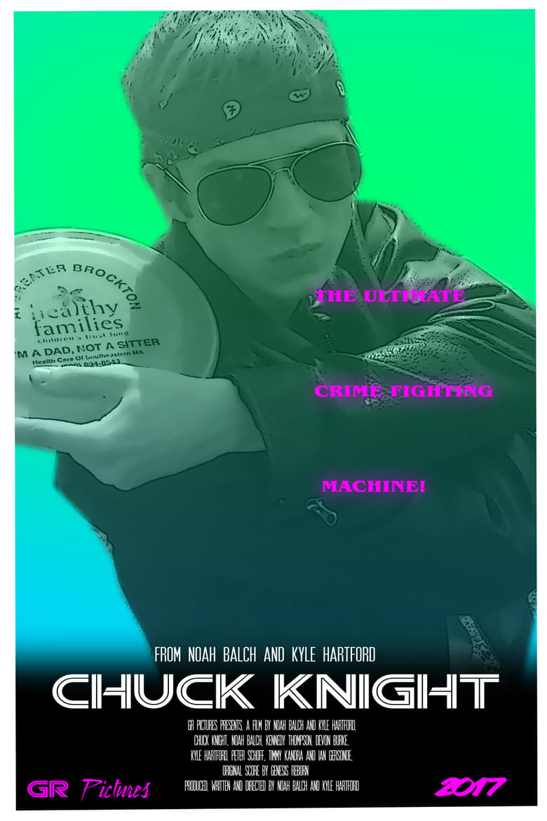Chuck Knight - poster