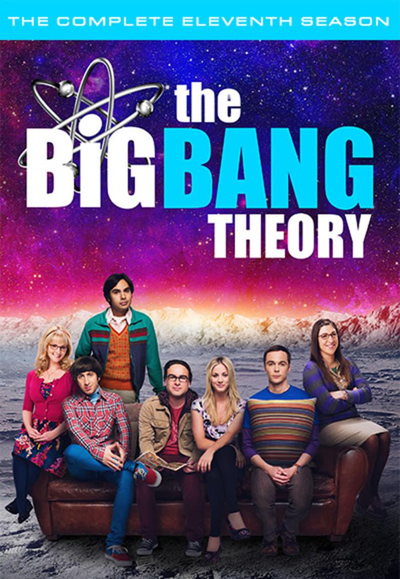Big Bang: A Teoria: 11×8