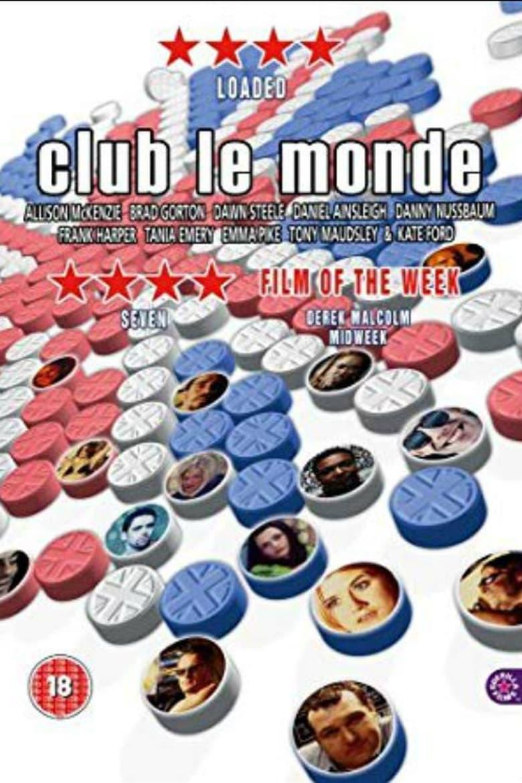Εξώφυλλο του Club Le Monde