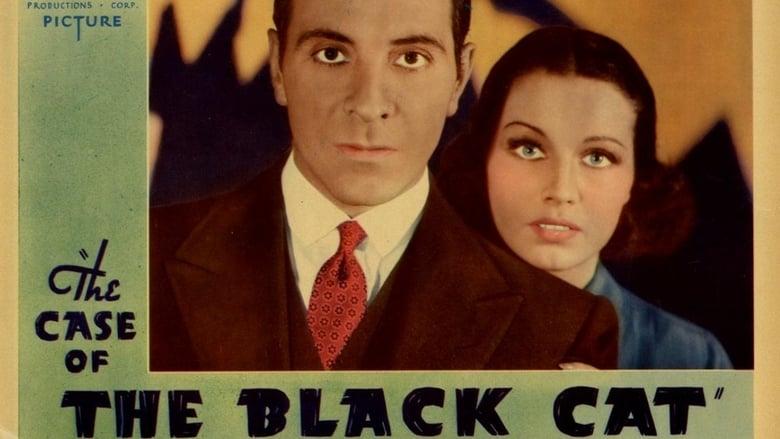 Imagem do Filme O Mistério do Gato Preto