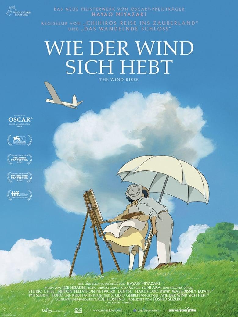 Wie der Wind sich hebt - Animation / 2014 / ab 6 Jahre