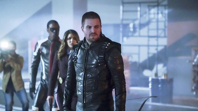 Arrow Season 7 Episode 12