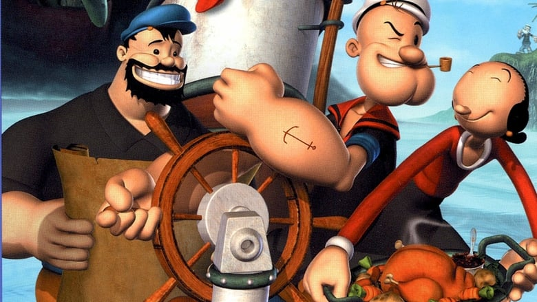 Popeye's Voyage: The Quest for Pappy