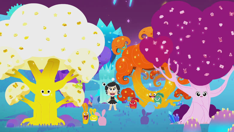 Film Hanazuki: Full of Treasures Ingyenes Online
