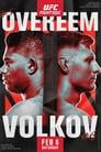 UFC Fight Night 184: Overeem vs. Volkov