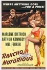 Rancho Notorious (1952) Movie Reviews