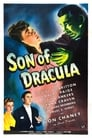 Poster for Son of Dracula
