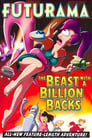 Poster for Futurama: The Beast with a Billion Backs