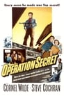 Poster for Operation Secret