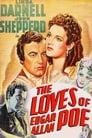 Poster for The Loves of Edgar Allan Poe
