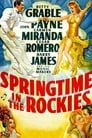 Poster for Springtime in the Rockies