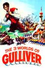 Poster for The 3 Worlds of Gulliver