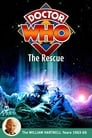 Poster for Doctor Who: The Rescue