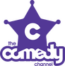 Logo of The Comedy Channel