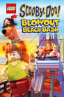 Poster for Lego Scooby-Doo! Blowout Beach Bash