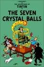 Poster for Les aventures de Tintin 11: Les sept boules de cristal