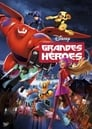 Imagen Big Hero 6 (2014) Bluray HD 1080p Latino