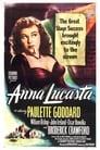 Poster for Anna Lucasta