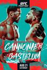 UFC on ESPN 29: Cannonier vs. Gastelum