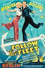 Poster for Follow the Fleet