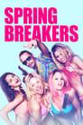 Poster van Spring Breakers