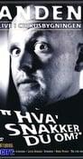 مترجم أونلاين و تحميل Anders Matthesen: Anden live i Cirkusbygningen – Hva' snakker du om? 2001 مشاهدة فيلم