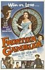 Poster for Frontier Gambler
