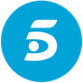 Logo of Telecinco