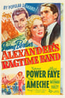 Poster for Alexander's Ragtime Band