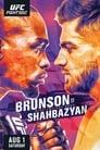 UFC Fight Night 173: Brunson vs. Shahbazyan