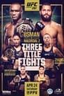 مترجم أونلاين و تحميل UFC 261: Usman vs. Masvidal 2 2021 مشاهدة فيلم