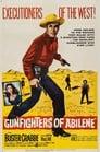 Poster for Gunfighters of Abilene