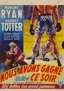 [Voir] Nous Avons Gagné Ce Soir 1949 Streaming Complet VF Film Gratuit Entier