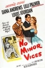 No Minor Vices (1948) Movie Reviews