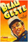 Poster for Beau Geste