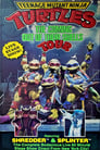 Teenage Mutant Ninja Turtles: Coming Out of Their Shells Tour (1990)