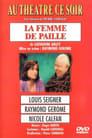 Poster for La femme de paille