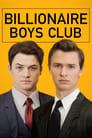 Poster for Billionaire Boys Club